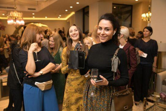 Открытие флагманского шуорума в Москве