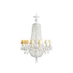 Люстра Winter Palace 12 Lights White
