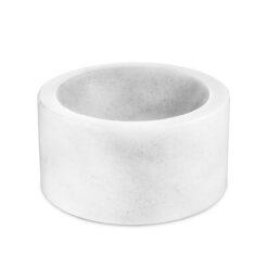 Чаша Conex Белый мрамор