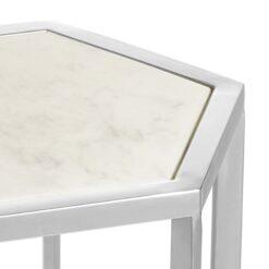 Набор из двух приставных столиков Taro