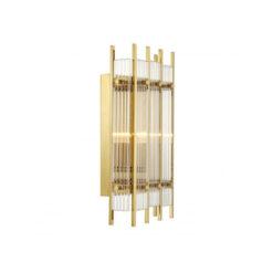 Настенная лампа SPARKS S золотистая отделка