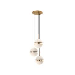 Потолочный светильник Spiridon Triple