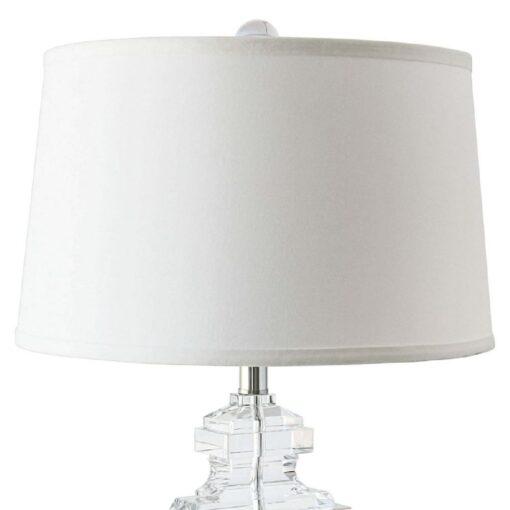 Настольная лампа Crystal Flat Urn
