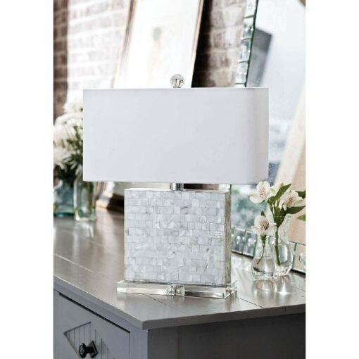 Настольная лампа Bliss Mother of Pearl