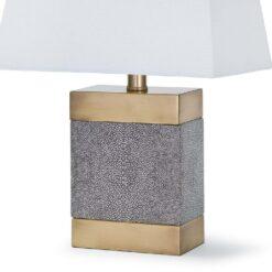 Настольная лампа Elliot Ceramic Shagreen