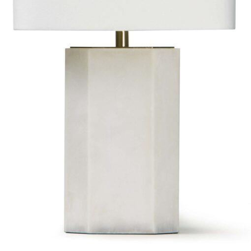 Настольная лампа Grace Alabaster