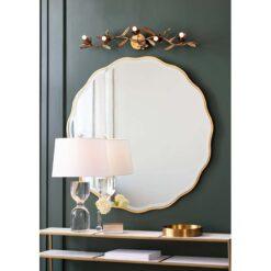 Настольная лампа Joan Crystal