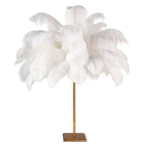 Настольная лампа Josehine Feather
