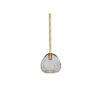 Потолочный светильник Molten Small With Smoke Glass