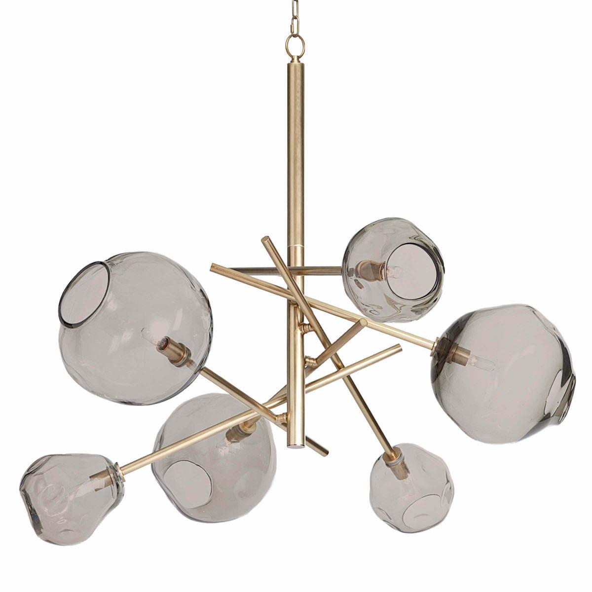 Потолочный светильник Molten — Gold
