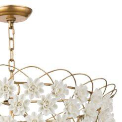 Потолочный светильник Alice Porcelain Flower