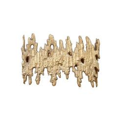 Настенный светильник Magma - Gold