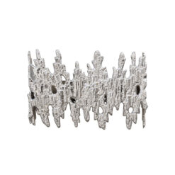 Настенный светильник Magma -Nickel
