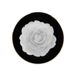 Тарелка Dom Camellia