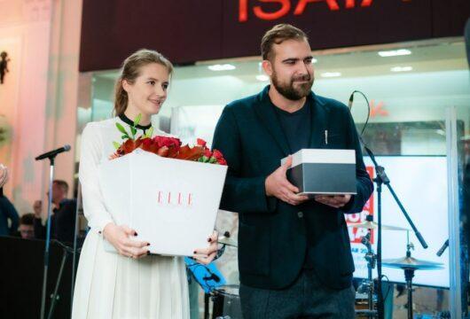Победитель премии ELLE DECORATION «Выбор года»