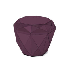 Журнальный столик Diamond Burgundy