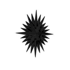 Зеркало SUPER STAR BLACK