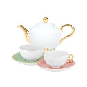 Чайный сервиз 10 Pieces Vivian Mint
