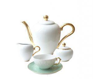 Чайный сервиз 15 предметов Vivian Mint