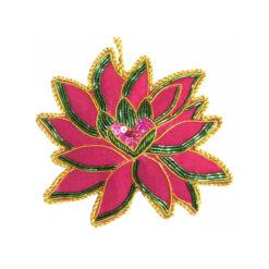 Елочное украшение Flower