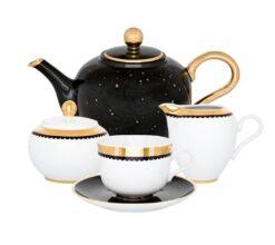 Чайный сервиз 15 предметов Saturn