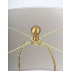 Настольная лампа Camilla Glass