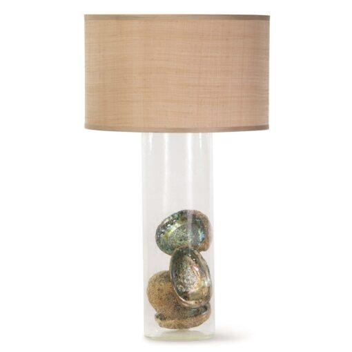 Настольная лампа Palmetto Glass