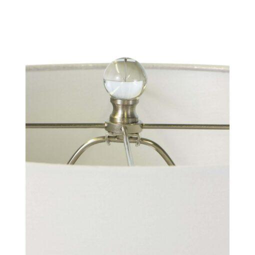 Настольная лампа Carli Crystal
