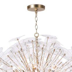 Потолочный светильник Poppy Glass
