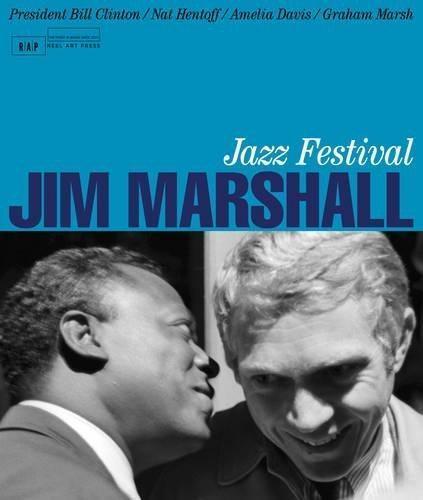 Книга Jim Marshall Jazz Festival