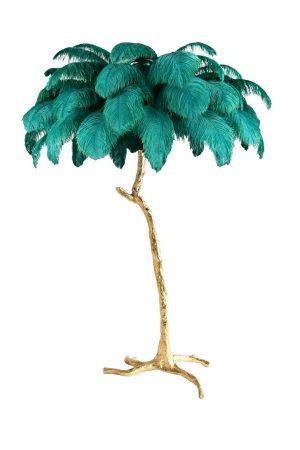 Напольная лампа PALM TREE Peacock