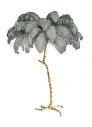 Напольная лампа PALM TREE Steel