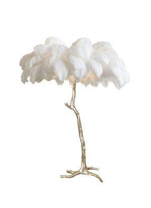 Напольная лампа PALM TREE White