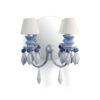 Настенная лампа Belle de Nuit 2 Lights. Blue