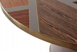 Обеденный стол круглый Iconic Large