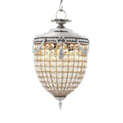 Потолочный светильник EMPEROR XS — Nickel