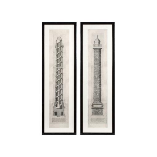 Набор из двух постеров COLUMNA
