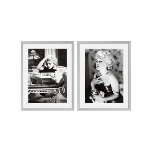 Набор из двух постеров MARILYN MONROE