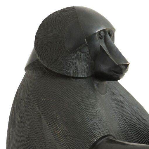Скульптура ART DECO MONKEY