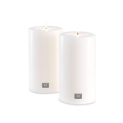Набор из двух искусственных свечей