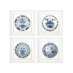 Набор из четырёх постеров IMPERIAL CHINA