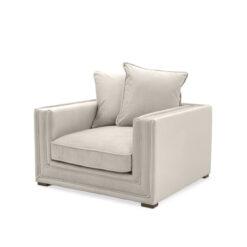 Кресло MENORCA Светло-серый