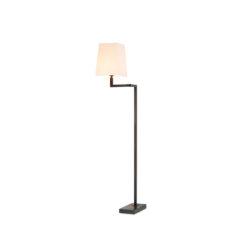 Напольная лампа CAMBELL бронза