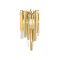 Настенный светильник GIGI золотистая отделка