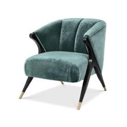 Кресло PAVONE Зелёный