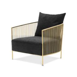 Кресло KNOX Чёрный