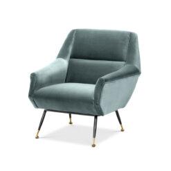 Кресло EXILE Бирюзовый