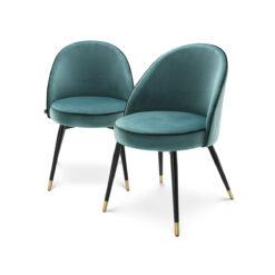 Набор из двух обеденных стульев COOPER