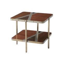 Приставной двухъярусный столик Iconic II