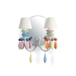 Настенная лампа Belle de Nuit 2 Lights. Multicolor